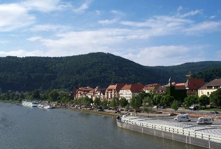 Kloster in Eberbach